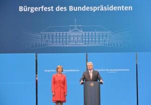 BP eröffnet Bürgerfest