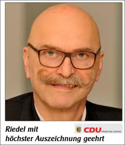 Foto zu Adenauer-Medaille